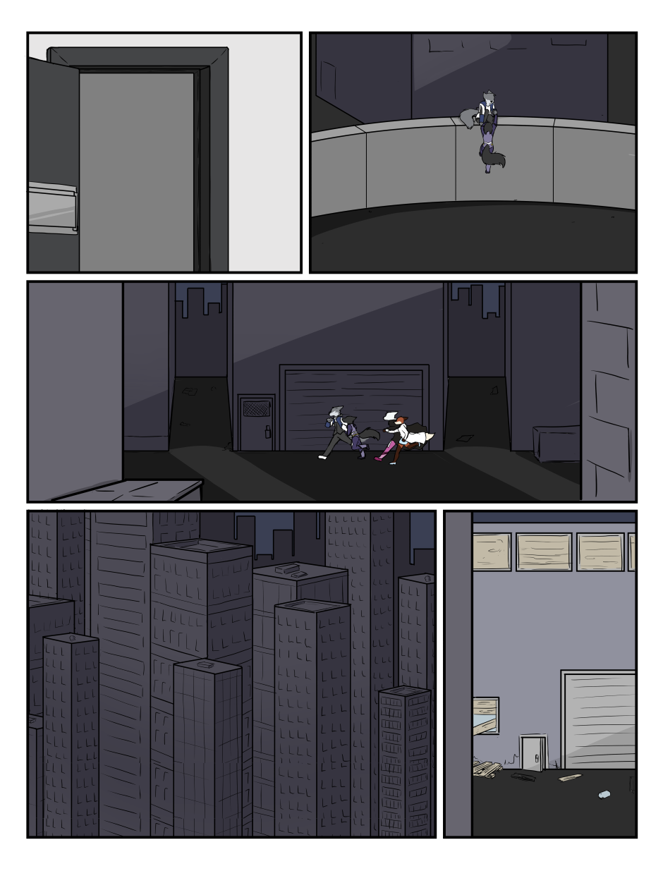 Raven Wolf Chapter 07 Page 21