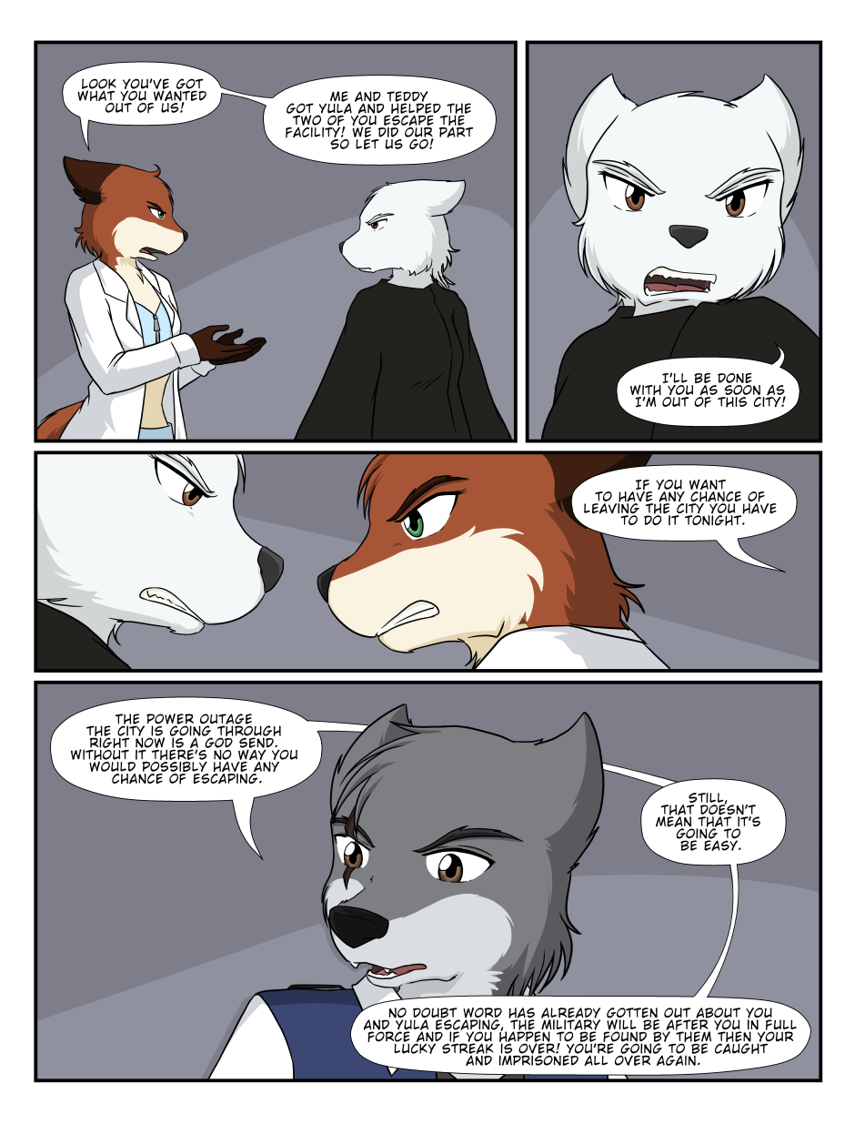 Raven Wolf Chapter 07 Page 27